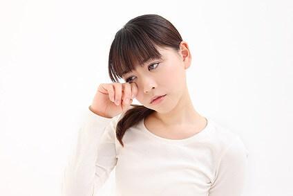 結膜弛緩症の症状