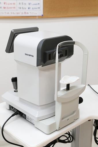 非接触式眼圧計(NCT)