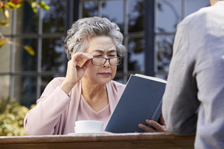 加齢黄斑変性とは?